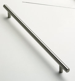 T-Bar Handle - 337mm - Stainless Steel