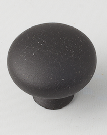 Button Knob - 36mm - Matt Black