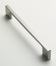 Slim Bar Handle - 193mm - Stainless Steel