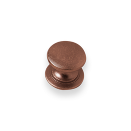 Windsor Knob - 38mm - Brushed Copper
