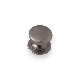 Windsor Knob - 38mm - Pewter