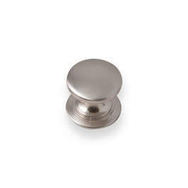 Windsor Knob - 38mm - Satin Chrome