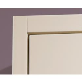 Firbeck - Flat Rail - Cornice & Pelmet - 3050mm